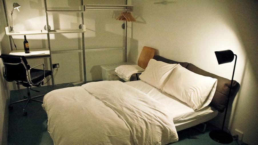 Residents bedroom