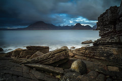"""Cullins in Skye from Elgol • <a style=""""font-size:0.8em;"""" href=""""https://www.flickr.com/photos/21540187@N07/8589365559/"""" target=""""_blank"""">View on Flickr</a>"""