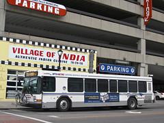 Niagara Frontier Transportation Authority 1012 (YT | transport photography) Tags: bus unitedstates niagara falls lf gillg