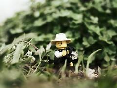 Cameraman (qbyukidp) Tags: lego minifigs cameraman