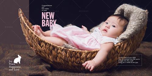 【寶寶照寫真】MAGGIE寶貝