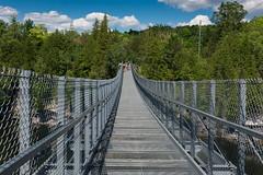 DSC_4493-Edit (claudiu_dobre) Tags: ferris provincial park ranney gorge trent river ontario canada ladnscape nature suspension bridge warsaw ca