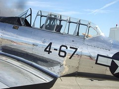"North American AT-6D Texan 25 • <a style=""font-size:0.8em;"" href=""http://www.flickr.com/photos/81723459@N04/28252071070/"" target=""_blank"">View on Flickr</a>"