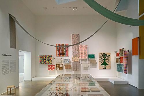Exposition Alexander Girard (Vitra Design Museum, Weil am Rhein, Allemagne)