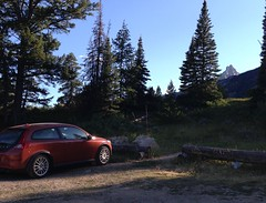 Grand Teton National Park (JenaPage) Tags: volvo c30 volvoc30