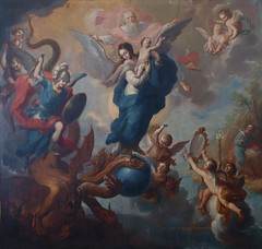 Cabrera, The Virgin of the Apocalypse, 1760
