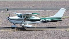 Cessna 182N N1410M (ChrisK48) Tags: 182 1971 aircraft airplane cessna182n dvt kdvt n1410m phoenixaz phoenixdeervalleyairport skylane