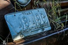 IMG_8270 (larzz4444) Tags: chester montana winterwheat chestermontana gleaner drylandfarming sweatgrasshills joplinmontana wheatharvest sunset