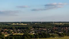 Ballonfahrt (olgi49) Tags: fz150 landschaft ballonfahrt heisluftballon landscape hotairballooning vogelperspektive birdseyeview