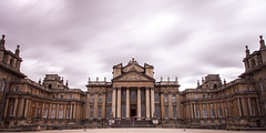 Blenheim Palace through a 3.0 ND Filter (cango_uk) Tags: ndfilter nd30 blenheimpalace myblenheimpalace
