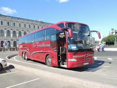 DSCN2693 Bus-Touristik Schreiter GmbH, Pockau-Lengefeld ERZ-BT99 (Skillsbus) Tags: buses coaches russia germany mercedes tourismo schreiter
