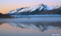 0S1A2666 (Steve Daggar) Tags: glenorchy newzealand sunrise landscape mountains snowcappedmountains reflections reflection lake queenstown