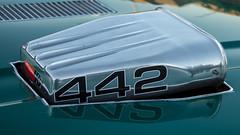Quay For My Car, American Dreams 26-08-2016 058 (Matt_Rayner) Tags: oldsmobile 442
