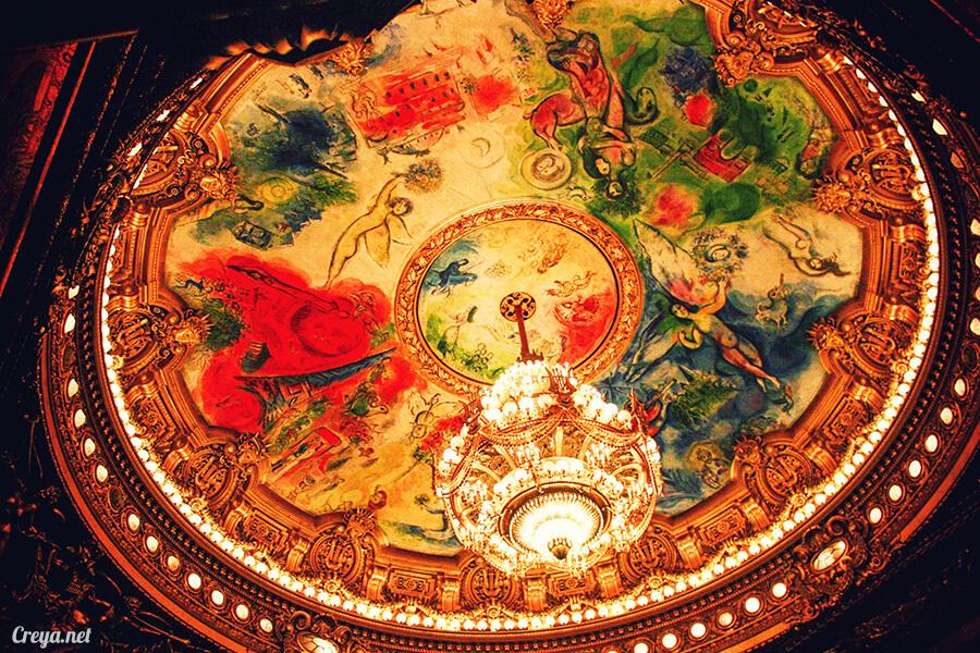 2016.08.21 ▐ 看我的歐行腿▐ 法國巴黎加尼葉歌劇院 14