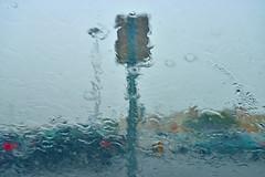 Because You Just Need A Reason (BKHagar *Kim*) Tags: bkhagar rain rainy day windshield storm sign distorted distortion reason athens al alabama limestonecounty