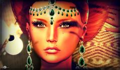 Dual tone Sheherazade (яσχααηє♛MISS V♛ FRANCE 2018) Tags: moondance jewels jewelry jewellery bijoux parures portrait pileup woman avatar secondlife hairs face fashion designer headmesh mesh roxaanefyanucci lesclairsdelunedesecondlife lesclairsdelunederoxaane flickr beauty luxe redhairs style styling tone fantasy models topmodel runway shopping addict marketplace blog blogger creativity france catwa blushskins euphoric