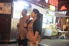 Impromptu Street Corner Singing in China (johey24) Tags: china shanghai songjiang night street nightphotography streetsatnight people candid noflash handheld handheldnightphotography watchingpeople reallife simplelife beautyofreallife peoplearebeautiful raw rawstreetphotograhy rawchina chinaraw streetphotography streetstories candidstreet shanghaicandid shanghaistreets shanghaihistory historyisallaroundus history