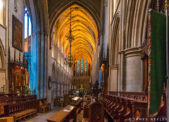 Southwark Cathedral (James Neeley) Tags: london southwarkcathedral architecture jamesneeley