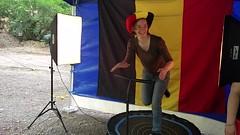 Fitness sur trampoline