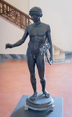 IMG_0362 (jaglazier) Tags: 1stcentury 1stcenturyad 2016 5thcenturybc 72316 athena attic barechested campania classical copyright2016jamesaglazier greek imperial inlay italy july metalsculpture museoarcheologiconazionale museoarcheologiconazionaledinapoli naked naples napoli national nationalarchaeologicalmuseum nazionale pompeii roman archaeology art barefoot bronze bronzesculpture contraposto crafts ephebus inalid inlayeyes metalworking nude sculpture young youth