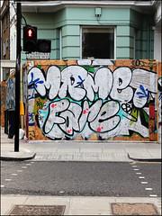 Mr Met / Fare (Alex Ellison) Tags: westlondon urban graffiti graff boobs nottinghillcarnival2016 mrmet fare cbm