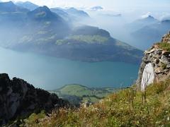 Mountains ... or breasts (faberlatusm - 200 mio views) Tags: switzerland sexy breasts flashinpublic flashing longhair sensual erotic