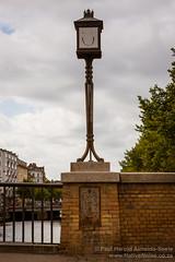 Lamp Post in Christianshavn