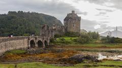 IMG_4671 (Sander0910) Tags: canon 600d tamron 1750 f28 scotland road trip 2016 landscapes weather castle eilean donan