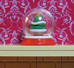 'Tis the Season (Grantmasters) Tags: snow globe christmas micro lego tree