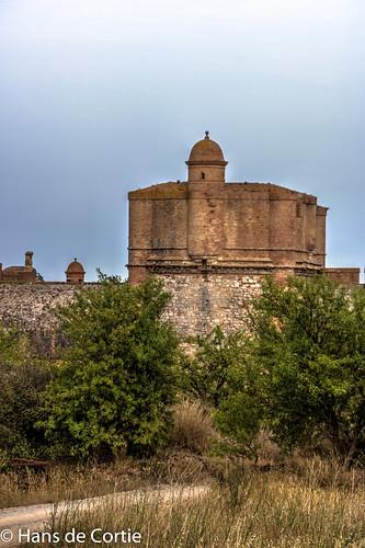 chateau fort des salses