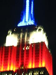 IMG_6787 (gundust) Tags: nyc ny usa september 2016 newyork newyorkcity manhattan architecture esb empirestatebuilding skyscraper september11th 911 tributeinlight xeon twintowers memorial remembrance night