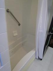 The Jacuzzi Tub in My Room at the Sheraton Columbia -- Columbia, SC, September 3, 2016 (baseballoogie) Tags: 090316 baseball16 canonpowershotsx30is columbia sc southcarolina hotel room hotelroom sheraton