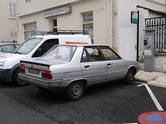 Renault 9 TC 1984 (929V6) Tags: r9
