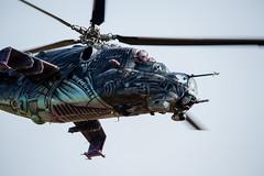 Mi-24 3366 Czech Air Force (Timm Ziegenthaler) Tags: mi24 hind namest czech gunship helicopter amplestrike