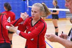 IMG_3063 (SJH Foto) Tags: girls volleyball high school mount olive mt team tween teen teenager varsity substitution sub rotation