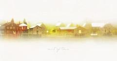 Mist of time (dans le brouillard du Temps) (patrice ouellet) Tags: patricephotographiste mistoftime sealcove grandmanan portdepêche fishingharbour