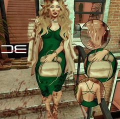 Detached - Give me your Fire (Ai Venus Clarrington) Tags: sl secondlife fashion style tumblr blog avatar virtual worlds living elf ears linden labs