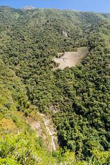 camí inca (_perSona_) Tags: peru inca trail cami wiñay winay wayna huñay ruins ruinas ruines camino watefall cascada sacred sagrada sagrado valley valle vall cusco cuzco