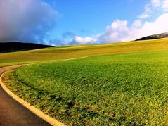 meadows brightcolors neuchatel primarycolours saintaubin... (Photo: mamuangsuk on Flickr)