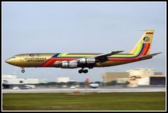 HC-BGP Ecuatoriana Jet Cargo (Bob Garrard) Tags: am iran air jet cargo mia pan boeing 707 ecuatoriana carga kmia aeca 707321c n451pa n451rn hcbgp