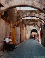 Rodos Old Town (AND7MUSK) Tags: old history greek medieval greece oldtown rodos rhodes greektown rhodesoldtown greekisland rhodesisland