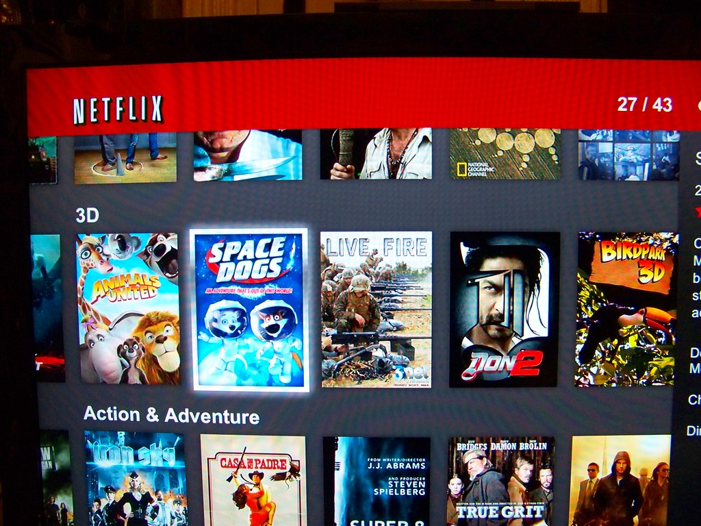 The World's Best Photos of netflix and ps3 - Flickr Hive Mind