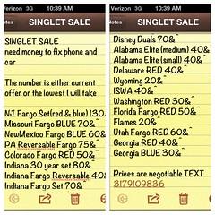 SINGLET SALE (Singlets FS (317-910-9836)) Tags: shoes sale wrestling nike buy beats singlet aasics rulons