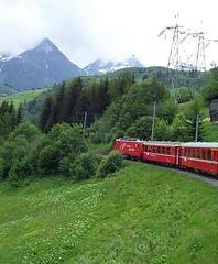 Der Glacier-Express (29. Mai 2007) (ehem. Diether Petter) Tags: schweiz switzerland suisse glacier express dietrich dieter urich petter diether kayser schreibman