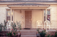 (n.jojola) Tags: california film zeiss 35mm t nick rangefinder contax carl porch epson f2 45mm planar ektar contaxg1 sandimas v700 jojola nhjojola nickjojola njojola