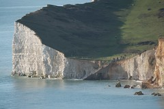 Seven Sisters Sussex 2012 -  47112012 (Kabayanmark Images) Tags: uk sisters landscape sussex chalk cliffs seven southcoast sevensisters