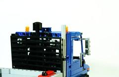 Mini Unimog (Dirk Klijn) Tags: lego technic mini unimog mog 8110 u400 dikkie klijn