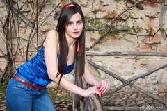 007130 - Ana Salguero (M.Peinado) Tags: madrid parque copyright españa woman girl canon mujer spain model chica modelo comunidaddemadrid parquedelcapricho 2013 tfcd parqueelcapricho canoneos1000d enerode2013 20012013 anasalgueronotario