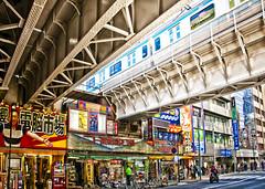 AKIHABARA (:) ajpscs) Tags: street japan japanese tokyo nikon streetphotography highcontrast  nippon  akihabara akiba hdr electrictown  d300  photomatix tonemapped  highdynamicrangeimage ajpscs akihabaraelectrictown japanhdr  akihabaradenkigai tokyohdr streetshothdr mygearandme newakihabaracenter singlerawfileexposuretonemappedinphotomatixdetailsenchancermethodandpostprocessedinphotoshop