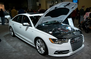 2013 Washington Auto Show - Lower Concourse - Audi 13 by Judson Weinsheimer